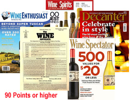 90_Point_Rated_Wines